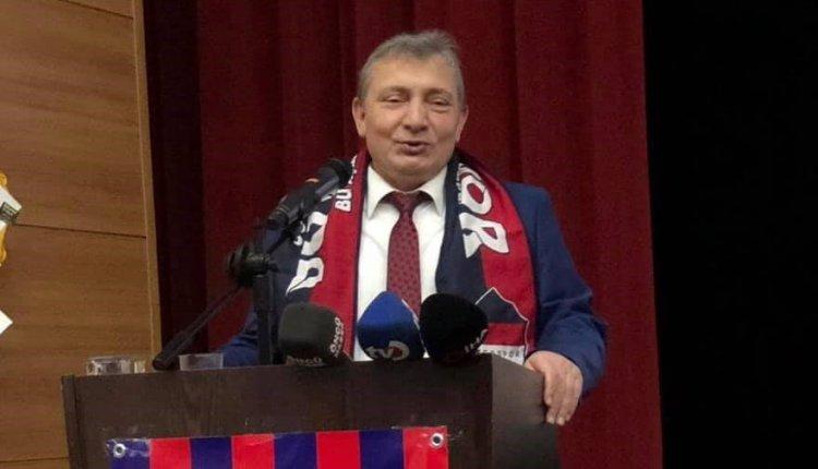 DÜZCESPOR'UN 48.BAŞKANI ORHAN AYDIN OLDU!