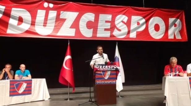 DÜZCESPOR'A DESTEK KAMPANYASI !