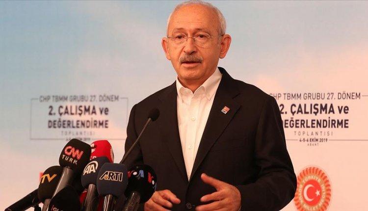 CHP LİDERİ ABANT'TA KONUŞTU!