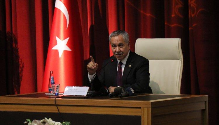"""""""TÜRKİYE VİZYON KONFERANSLARI"""" ETKİNLİĞİ"""
