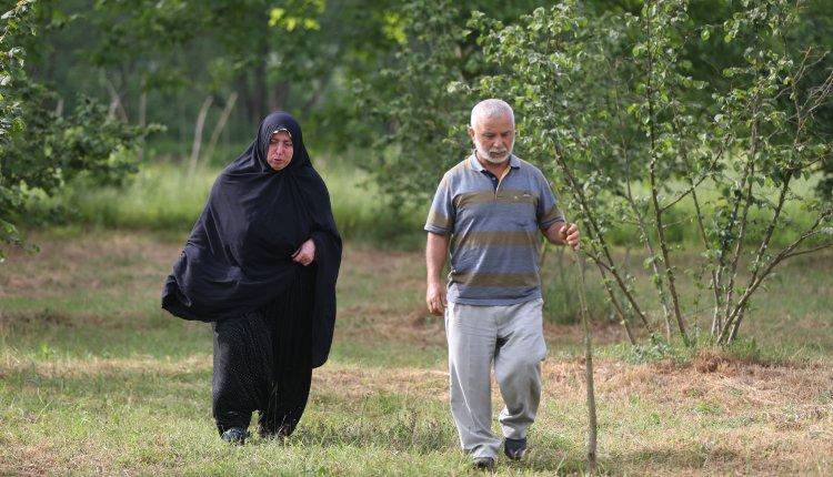 HAYVANLARI KAYBOLAN AİLEYE BAYRAM DESTEĞİ!